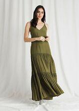 NWT Mela Purdie Macro Mousseline Mumbai Maxi Dress 18 2X RRP $409