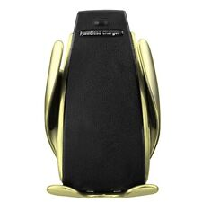 Automatic Clamping Wireless Charger Car Mount for Samsung Galaxy S20 Ultra 5G