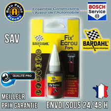 BARDAHL Fix ' Ecrou Fort Rouge Frein Filet Fort 5mg Réf:5001 Qualité PRO!