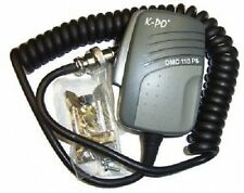 DMC110 P6 6 Pin CB Radio Microphone & Hanger Clip