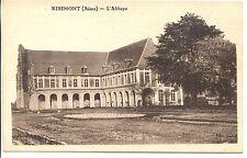 CP 02 AISNE - Ribemont - L'Abbaye