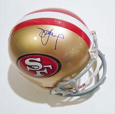 Steve Young Signed San Francisco 49ers Full Size Helmet w/COA F/S