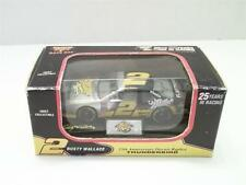 RUSTY WALLACE #2 REVELL 25TH ANNIVERSARY MILLER THUNDERBIRD 1/64 DIE CAST CAR