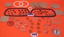 VW Cox/Combi : Pochette de joints moteur 13/15/1600cc Qualité GERMANY 26-107