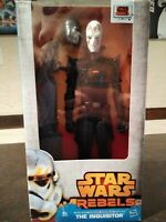 STAR WARS THE INQUISITOR REBELS HERO SERIES 12-INCH ACTION FIGURE NIB