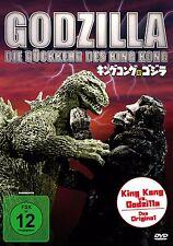 Godzilla - Die Rückkehr des King Kong (1962) - King Kong vs. Godzilla - DVD