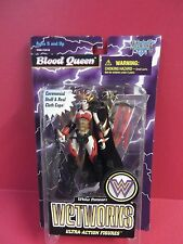 """Wetworks """"SEXY BLOOD QUEEN""""  McFarlane Toys Action Figure 1996"""