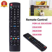 Remote Control For AKB72915244 LG 32LV2530 22LK330 26LK330 42LK450 LCD LED TV