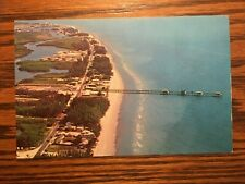Indian Rocks Beach South, Florida Post Card, Unposted