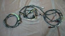 Front end Headlight lamp Wiring Harness V8 65 66 Ford F100 pick up truck