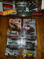 Hot wheels rlc shelby + japan historics 1& 2