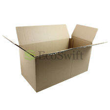 30 12x6x6 Cardboard Packing Mailing Moving Shipping Boxes Corrugated Box Cartons