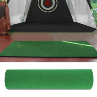 Golf Practice Grass Mat Outdoor / Indoor Training Hitting Pad Golf Mats New