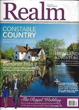 Realm Magazine England Constable Country Highland Adventure Kate Middleton 2011