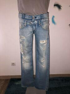 joli jeans destroy usé homme KAPORAL eagle taille W31 L34
