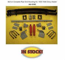 Chassis Engineering AS-1016CG - 1935-36 Chevy Master Dual Leaf Rear Spring Kit