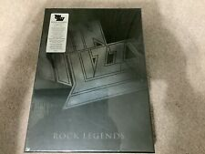 Thin Lizzy Rock Legends 6Cd + Dvd Box Set Brand New Sealed - Sold Out