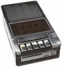 RETRO Audio CASSETTE RECTANGULAR Storage TIN Cookie BISCUITS Box