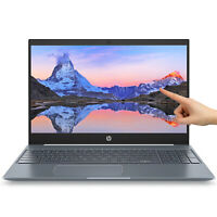"NEW HP Chromebook 15.6"" FHD Touchscreen i3-8130U 4GB 128GB RAM eMMC Backlit Key"