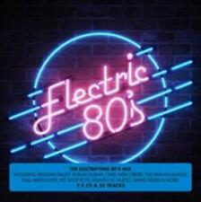 Various Artists Electric 80s CD