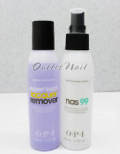 OPI GelColor Essentials 2pcs Kit: NAS 99 Nail Cleanser +REMOVER 3.7oz/110mL ~4oz