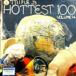 Triple J's - Hottest 100, Volume 14 - 2 CD Set  - CD, VG