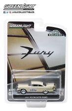 GreenLight 1/64 1957 Plymouth Fury Daytona Beach Speed Weeks February 3-17 30046