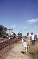 Slide 35mm ZIMBABWE RHODESIA RAILWAYS 301749 12th 4-8-2s/14A Garratt @ Heany Jcn