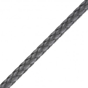 Silver 12-Strand Braided Dyneema Rope Cord SK75 100m Reels Trade Prices 2mm-12mm