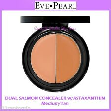 NEW Eve Pearl DUAL SALMON CONCEALER & TREATMENT w/Astaxanthin-Medium/Tan Shades