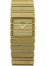 Piaget Polo 7131 C701 18K Yellow Gold Quartz Watch