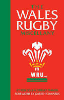 Wales Rugby Miscellany, The, Stuart Farmer, Rob Cole | Hardcover Book | Good | 9