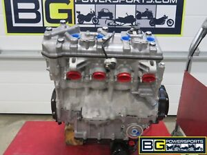 EB433 2015 15 KAWASAKI ZG1400 CONCOURS 14 ENGINE MOTOR ASSEMBLY 5684 MILES