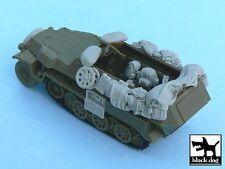 Black Dog 1/48 Sd.Kfz. 251/1 Ausf.C Accessories (for AFV Club AF48007) T48055
