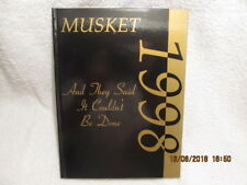 1998 Yearbook Boonville High School IN Musket With Great Photos & No Writing