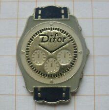 DIFOR .............................. Uhr / Clock / Horloge-Pin (224d)