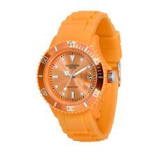 Madison New York Unisex-Armbanduhr Candy Time Sorbet Orange U4167-22 Analog