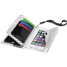 Cellularline Voyager Pochette Waterproof Custodia Telefono e Portafogli mare Bianco