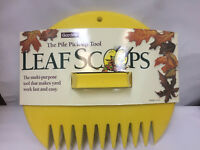 GARDEX - Leaf Scoops (contains 2)