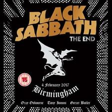 Black Sabbath - The End (Live From The Genting Arena, Birmingham, 2017) (DVD)
