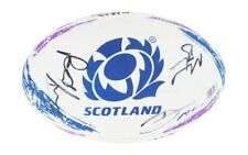 Signed Scotland Rugby Ball - Six Nations 2019 + *Certificate Of Authenticity*