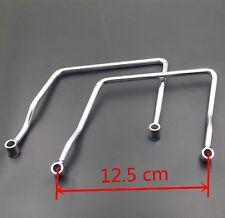 12.5cm Saddle bag Support Bar Mount Brackets For Honda Magna VF250 VF750 VF