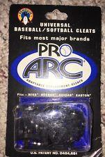 Universal Baseball/ Softball Metal Replacement Cleats
