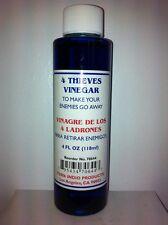 GENUINE INDIO PRODUCTS 4 THIEVES VINEGAR 4 FL OZ (VINAGRE DE LOS 4 LADRONES)