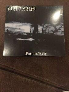 1Burzum1 Azke Digipak CD Hard To Find