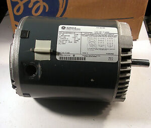 GENERAL ELECTRIC  CAT NUMBER K1299 End Mounted AC Motor 3PHASE