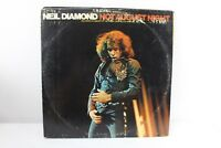 Neil Diamond Hot August Night Vintage Vinyl Record 1972 2 x LP VG+ MCA 2-8000