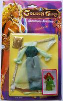 Golden Girl NEU OVP Abenteuer Kostüm Abendkleid für Jade 1984 Galoob She-Ra MOTU