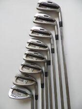 Ping Men Chrome-Plated Steel Head Golf Clubs