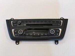 BMW 3 series 12- 16 F30/F31/F34 CLIMATE CONTROL RADIO AC PANEL HEATED9261103
